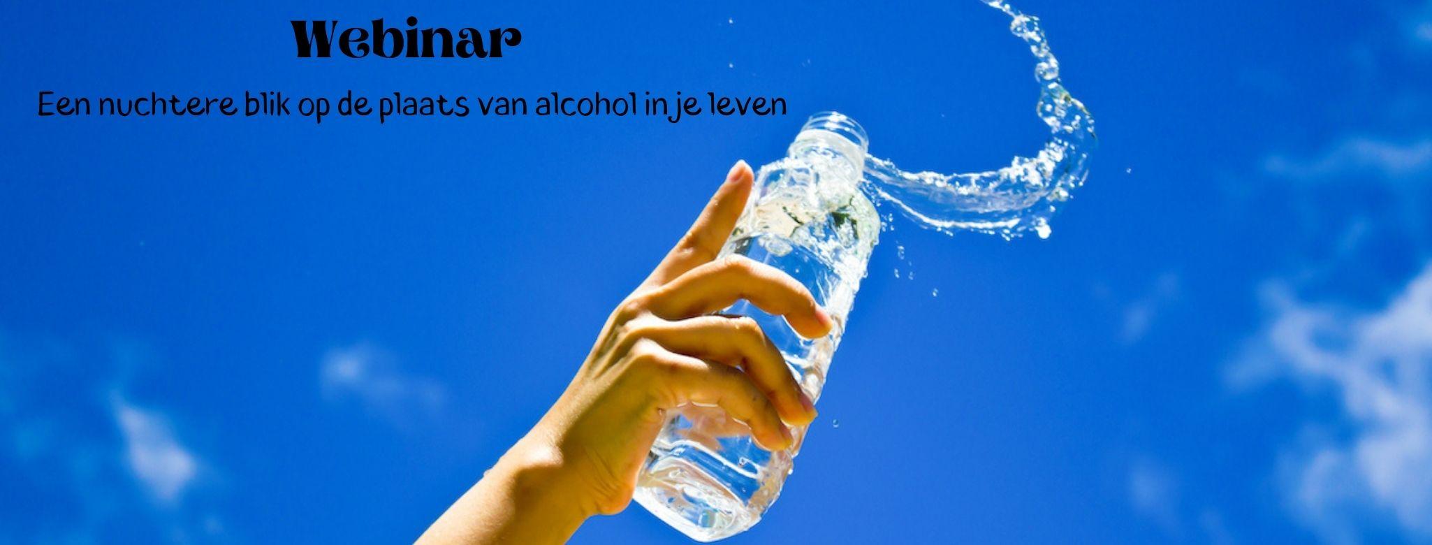 Webinar rondom alcohol